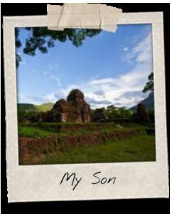 Ruines Cham de My Son