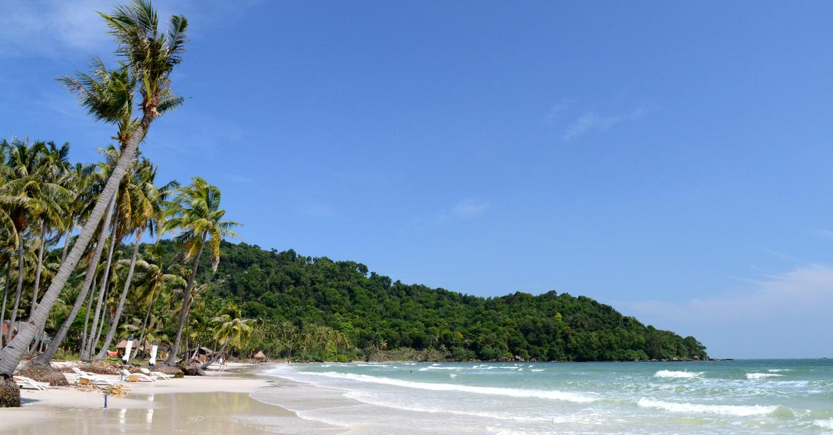 Les plus belles plages du vietnam et du cambodge nam for Les plus belles suites parentales