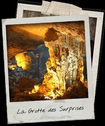 grotte surprises halong