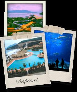 Vinpearl, île-parc d'attraction Nha Trang
