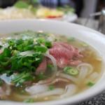 Pho au bœuf Vietnam