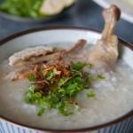 Le chao, porridge vietnamien