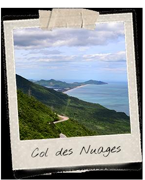 Hai Van Pass, col des Nuages