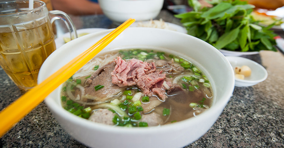 Pho, Vietnam's National Dish - Nam Viet Voyage