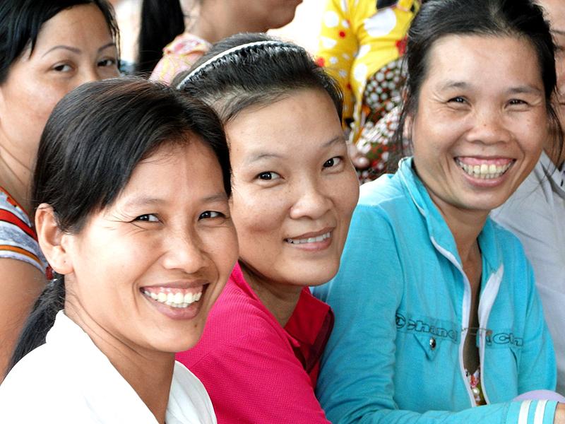 Les Vietnamiens s'appellent souvent Nguyen