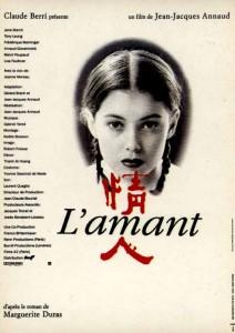 L'Amant, film de Jean-Jacques Annaud adapté du livre de Duras