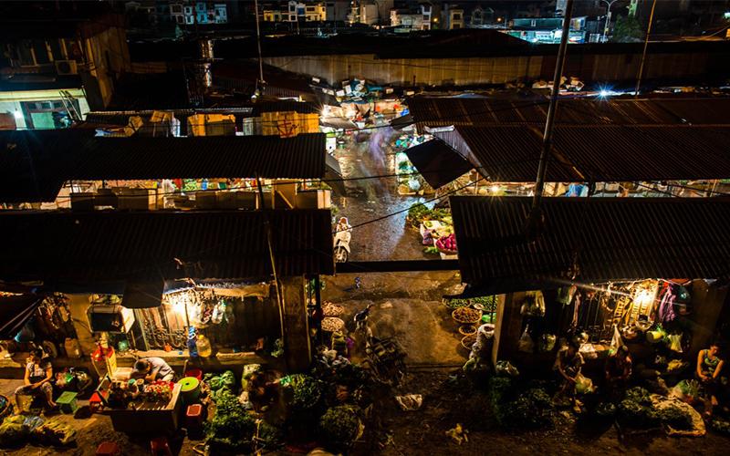 A Hanoi, l'attraction oubliée des touristes