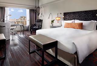 Premium room au Sofitel Saigon Plaza