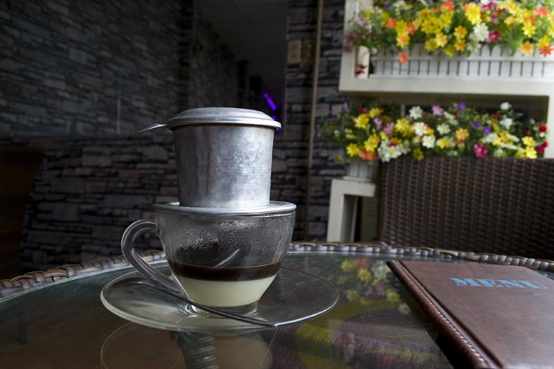 Tasse de café vietnamien