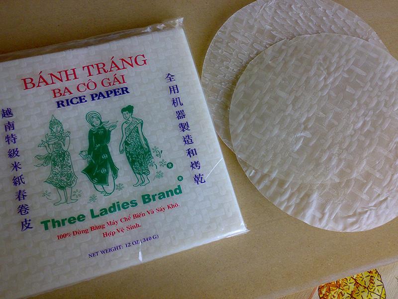 Galettes de riz vietnamiennes