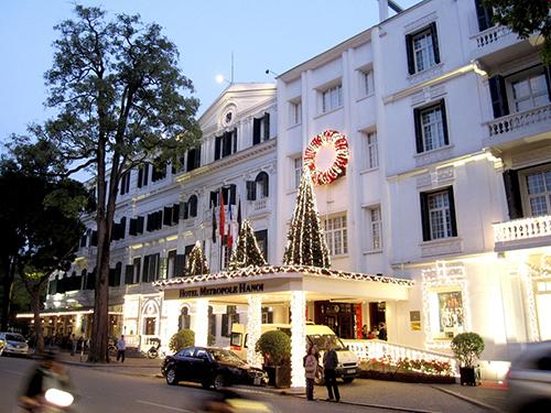 Metropole Legend Hotel à Hanoi