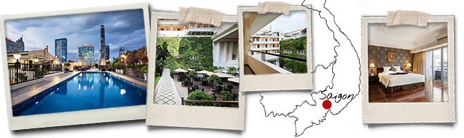 Polaroids Rex Hotel Saigon