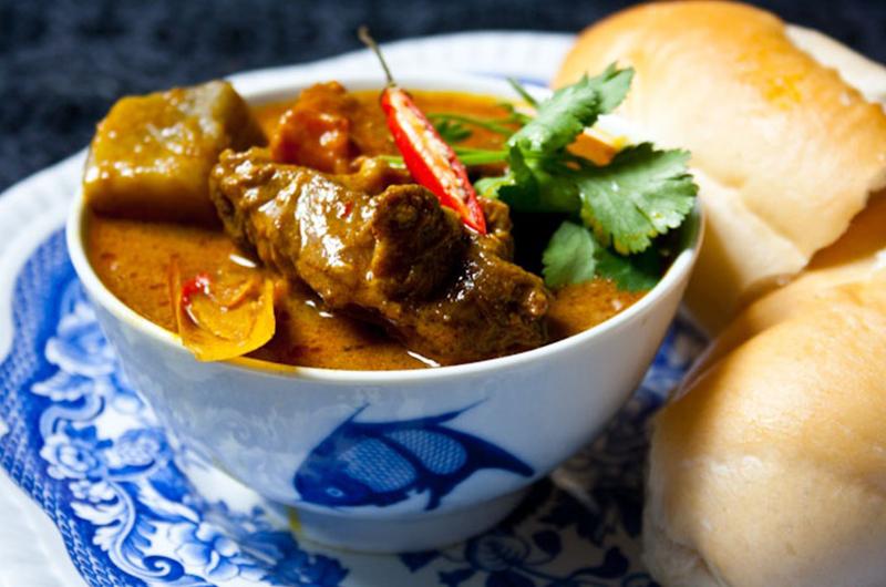 Curry de chèvre vietnamien : ca ri de