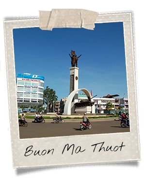 Rond-point Buon Ma Thuot