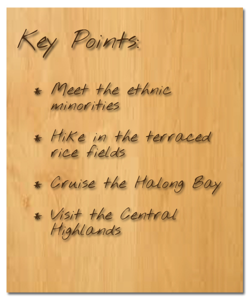 Key points Wonders of nature