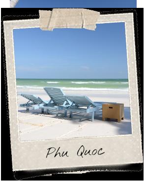 Transat sur l'île de Phu Quoc
