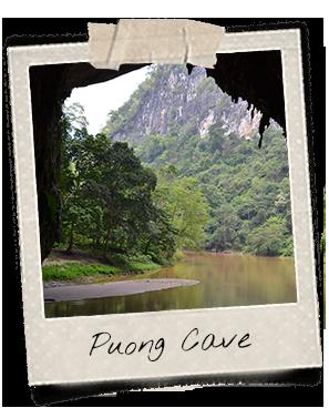 Grotte Puong Ba Be