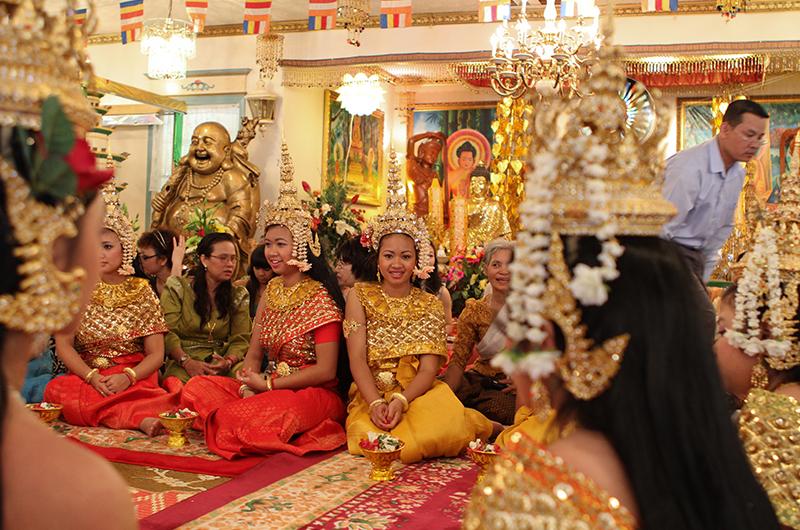 Chaul Chnam Nouvel An Khmer