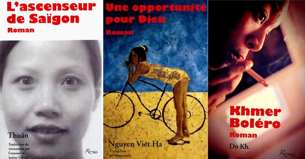 Littérature auteurs récents Vietnam