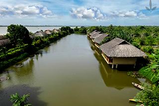 Mekong Riverside overview