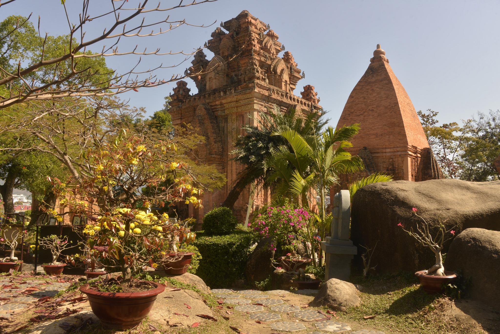 Visite de pagode à Nha Trang