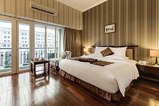 Chambre au Rex Hotel Saigon
