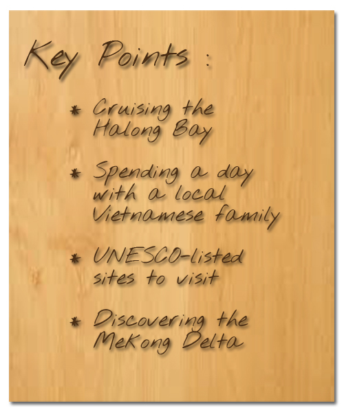 Key Points Classic Vietnam